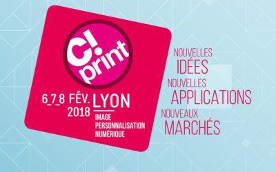 RDV les 6, 7 & 8 février 2018 prochains à Lyon