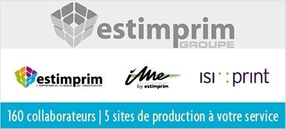 IME  by Estimprim (25) a choisi la presse Heidelberg Speedmaster XL 162
