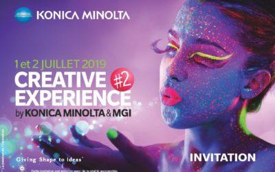 Les membres du GMI seront sur la CREATIVE EXPERIENCE#2 LE 1ER JUILLET