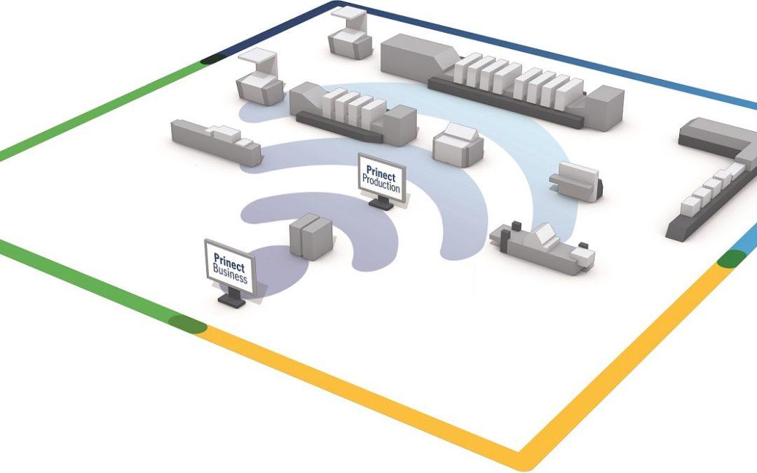 Prinect version 2020 : l'épine dorsal de la numérisation dans les imprimeries