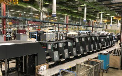 Le groupe Wauters s'appuie sur la technologie de Heidelberg pour la production d'emballages de luxe