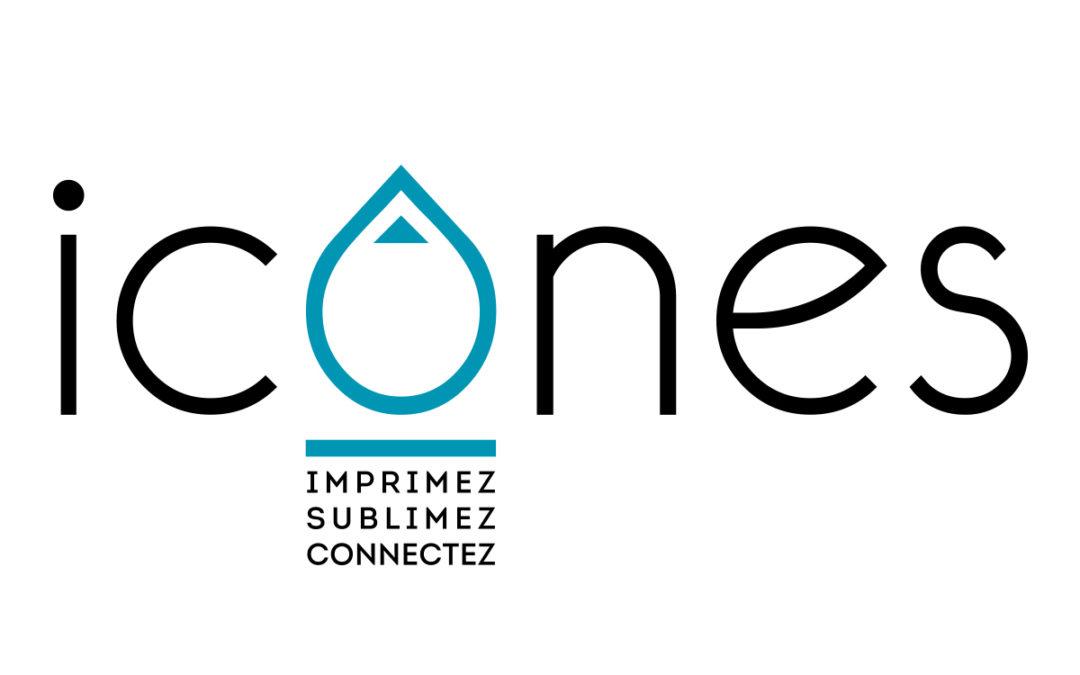 Imprimez, sublimez, connectez! Présente depuis30 anssur le marché de l'imprimerie, l'entreprise ICÔNES et ses 40 collaborateurs rejoignent le GMI.